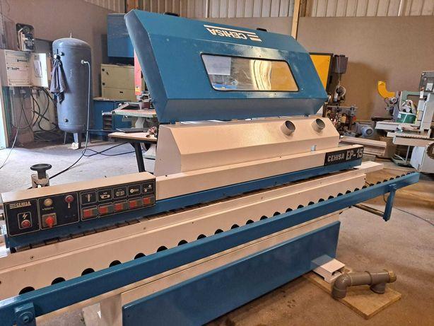 Máquinas para madeira    Orladora CHEISA EP 15 Totalmente revisionada