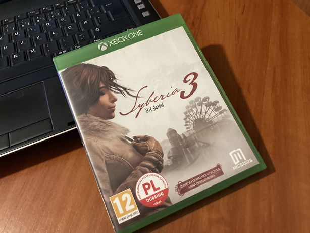 Gra Syberia 3 Xbox One