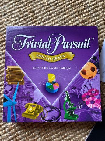 Trivial Pursuit versão Genus
