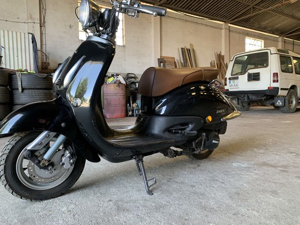 Scooter 125 4 tempos