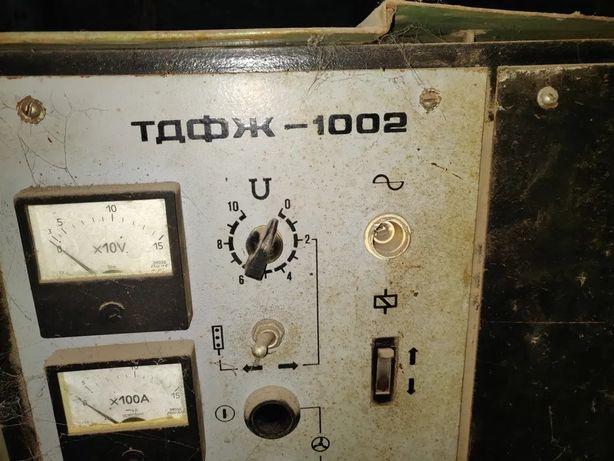 Трансформатори ТДФЖ 1002-У3