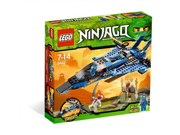 Lego Burzowy myśliwiec 9442