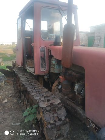 Трактор т54