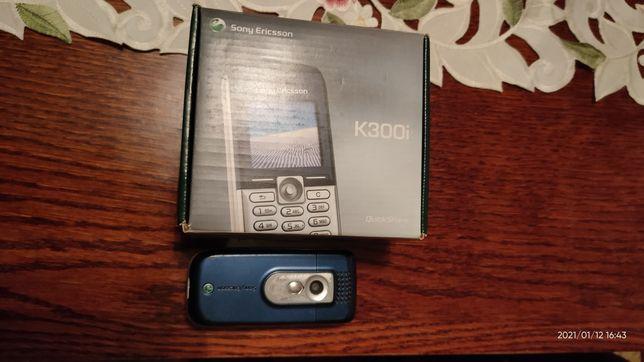 Продам телефон Sony Ericson k 300 i(батарея не робочая)