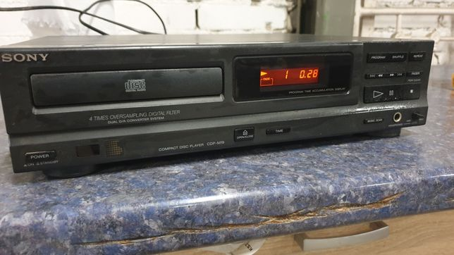 Cd Sony sprawny cdp-n19