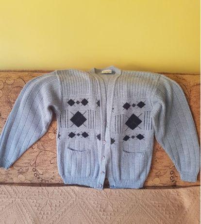 3 swetry bawełniane w dobrym stanie