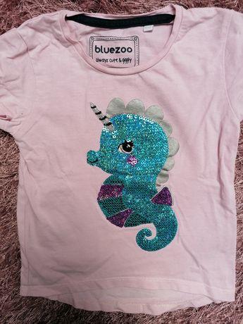 Bluzeczka Bluezoo rozmiar 12-24 msc 86-92