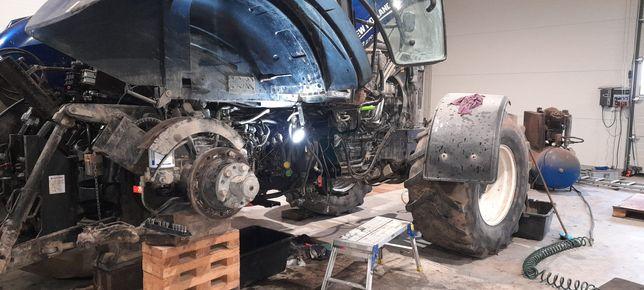 Naprawa Ciągników i maszyn rolniczych Newholland CASE ih STEYR