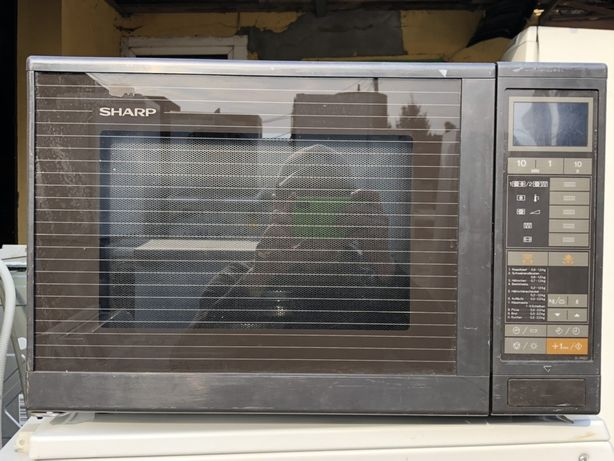 Микроволновая печь Sharp мікрохвильова піч микроволновка bosch samsung