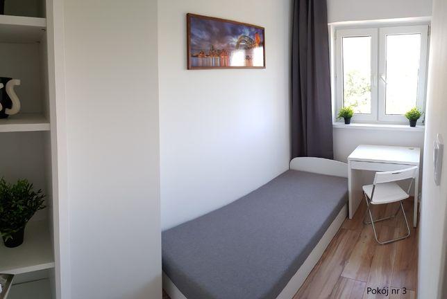 Pokój 1os na klucz w świeżo wyremontowanym mieszkaniu