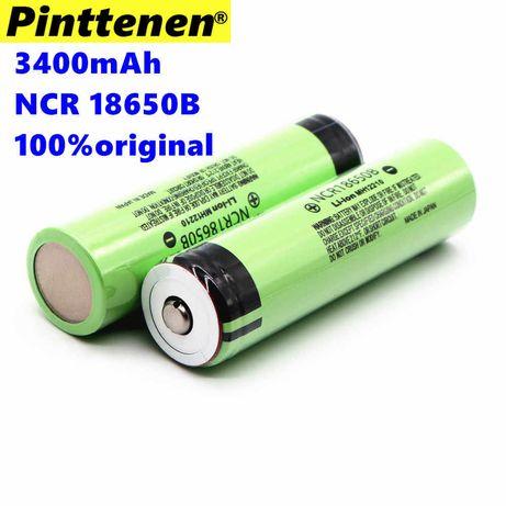 Аккумулятор Panasonic NCR18650B 3400mah 3.7V для фонариков и так дале