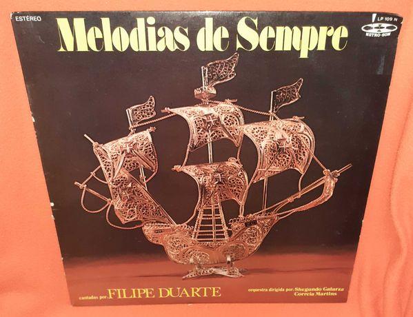Disco Vinil - Melodias de Sempre