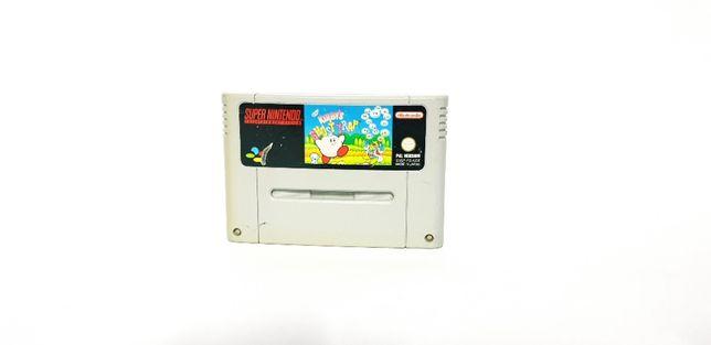 Gra Kirby Ghost Trap / Nintendo SNES Unikat
