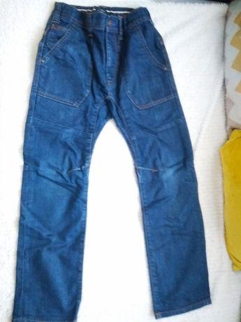 Spodnie chłopięce NEXT r.122