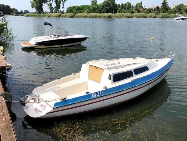 Jacht żaglowy Conrad + przyczepa