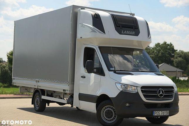 Mercedes-Benz * SPRINTER 319 CDI * 3.0 CDI 190KM *  BURTO-FIRANKA * 10 palet * SALON PL  Tylne drzwi