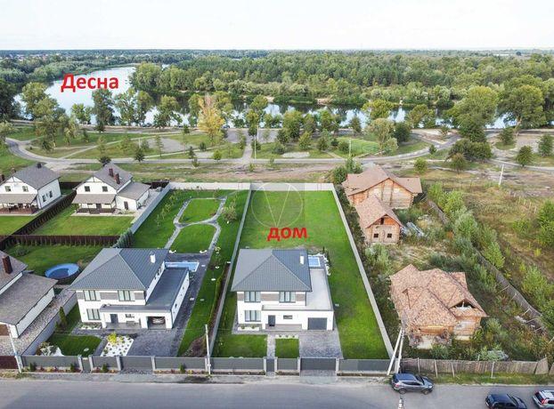 Продаю дом 225 кв.м. с ремонтом и видом на Десну, КГ Межречье