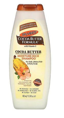 Palmer's, Гель для душа с Какао Маслом Формула с витамином E, 400 мл