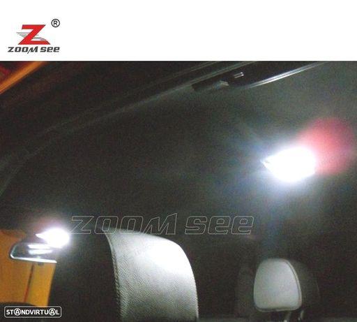 KIT COMPLETO DE 15 LÂMPADAS LED INTERIOR PARA BMW SERIE 3 E90 325I 328I 330I 335I M3 (2006-2012)