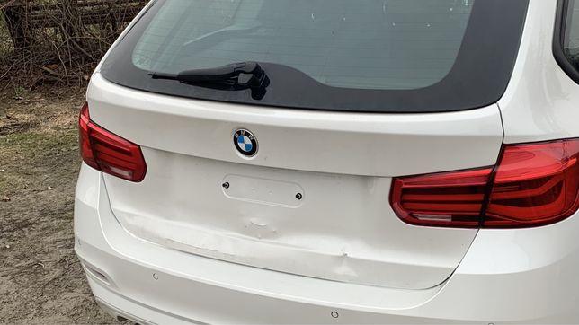 Szyba spoiler siłowniki elektryczne do BMW F31 kolor A300