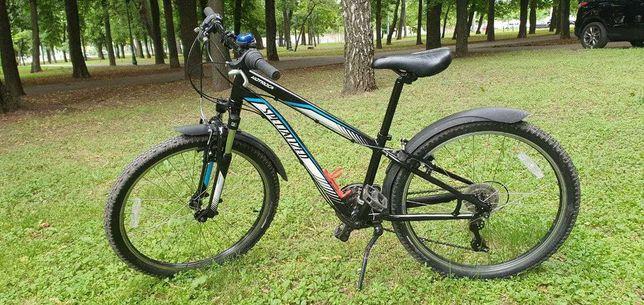 Продам  велосипед подростковый Specialized Hotrock 24,б/у