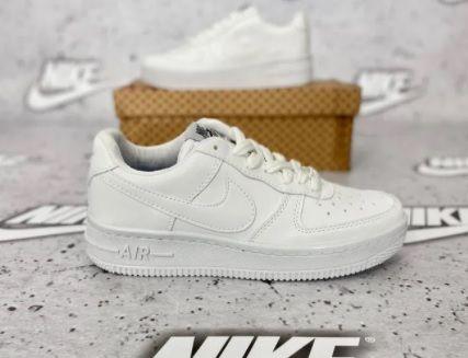 Nike Air Force Białe. Rozmiar 38. Damskie. KUP TERAZ! NOWE
