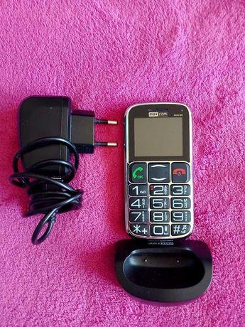 Telefon dla seniora MAXCOM MM461 czarny