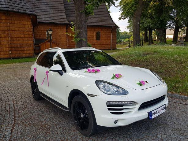 Auto do ślubu!! Porsche Cayenne!!