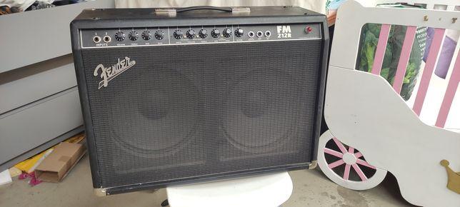 wzmacniacz gitarowy tranzystorowy Fender FM 212R