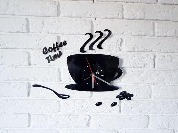 Zegar z Płyty Winylowej, zegary z płyt winylowych, zegar ścienny