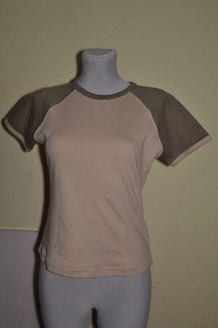 NOWE bawełniane damskie koszulki S-M-L