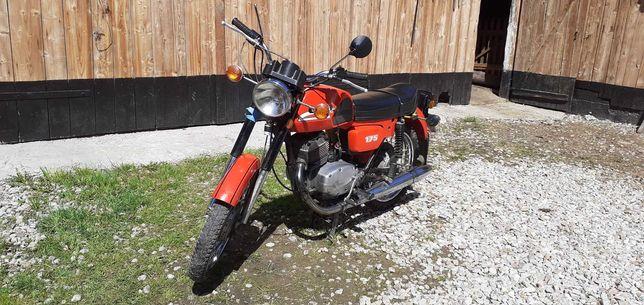 Motocykl Jawa Cezet 175 Rok 1989