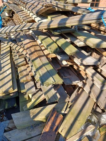 Drewno - oddam za darmo