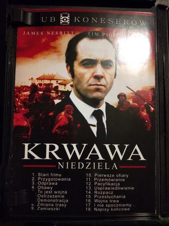 Film DVD Krwawa Niedziela