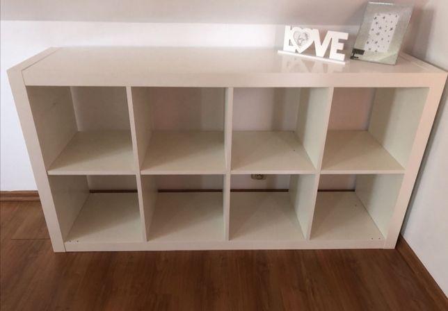 Ikea kallax 2x4 oraz wkład modułowy st. Idealny