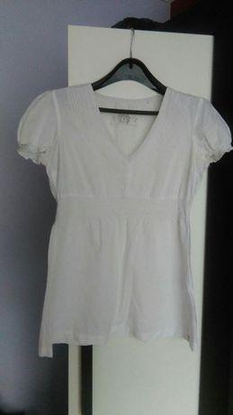 Biała bluzka S