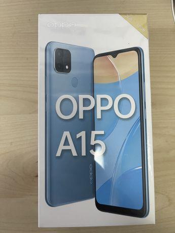 Nowy Smartfon OPPO A15 nieotwierany i spłacony