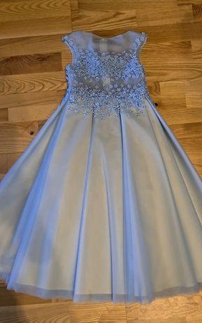 Нарядное платье 122р