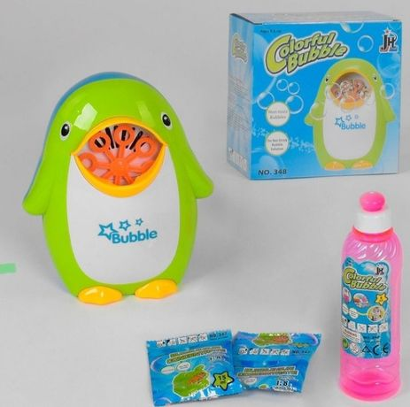 Установка для мыльных пузырей