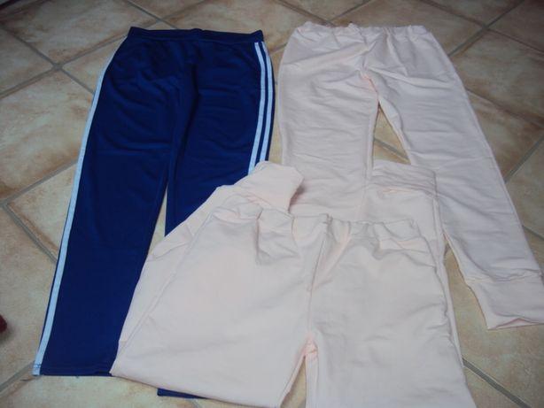 paka spodni legginsy dresy xs/s 158/165 nowe i uzywane