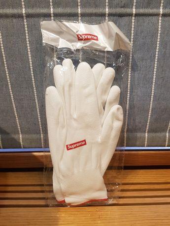 Supreme rękawiczki rubberized gloves