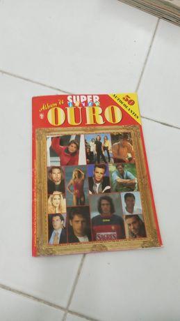 Revista SUPER JOVEM - Album de Ouro de 1995