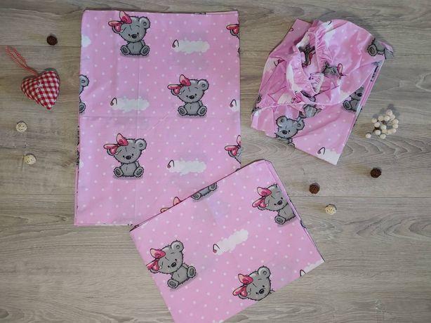 Детские наборы постельного белья 3в1 (сменка)
