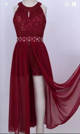Платье для девочки подростка.