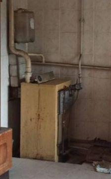 Газовий котел старого зразка