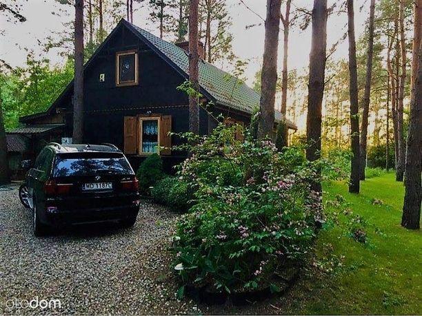 Piękny, całoroczny dom nad Narwią