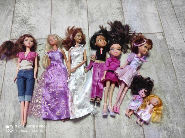 Zestaw lalek Ala barbie, różne lalki