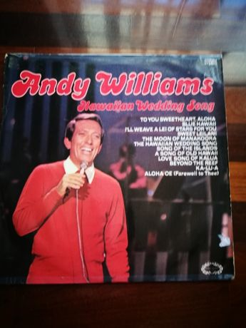 Andy Williams - Hawaiian Wedding Song Lp