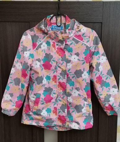 Демисезонная куртка для девочки Lassye 134см