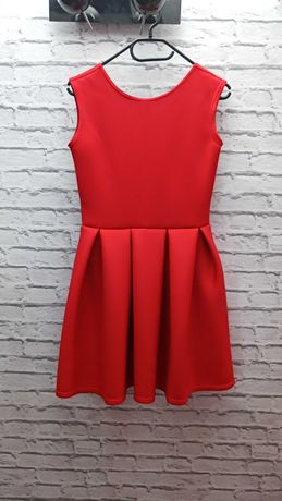 Sukienka czerwona roz.M